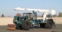 2002 Ardco GT-350 4×4 60′ Versalift Bucket Truck in California $84,000