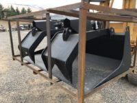 New 72″ Skid Steer Grapple in Oregon $2,500