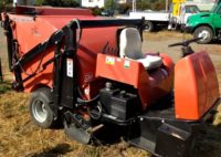 2001 Smithco 48J Self-Propelled Leaf Sweeper in Oregon $15,000