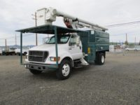 2003 Ford ALTEC 60′ Forestry Bucket Truck in Oregon $54,900