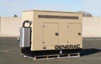 2008 Generac 60Kw Diesel Generator in California $30,000