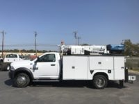 2014 Dodge 5500 Service Truck in California $80,000