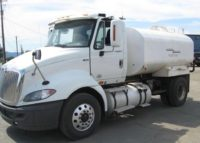 2013 IHC Pro Star 2000 Gal Water Truck in Oregon $42,000