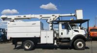 2010 IHC 4×4 64′ Altec Forestry Bucket Truck in Oregon $95,000