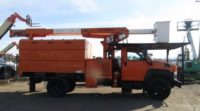 2008 GMC 60′ Terex Forestry Bucket Truck in Oregon $45,000