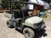 2008 Polaris Ranger 700EFI 4X4 Utility Car in Oregon $8,000