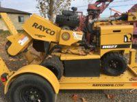 2019 Rayco RG27 Stump Grinder in Oregon $21,000