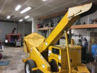 2004 Brush Bandit 1290 Drum Chipper parts in Oregon $2000