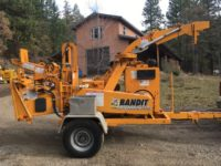 2013 Brush Bandit 990XP Chipper in Oregon SOLD SOLD SOLD