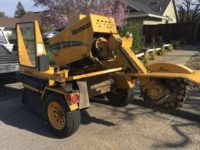 2012 Vermeer SC802 Stump Grinder in Oregon $35,000